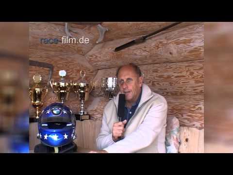 Exlusiv Interview Hans J. Stuck nach seinem schweren Unfall 2007
