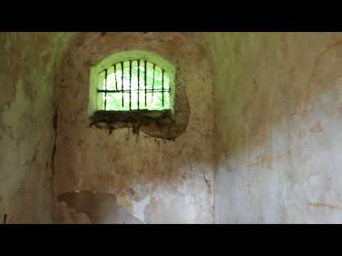Papillon Prison -  French Guiana