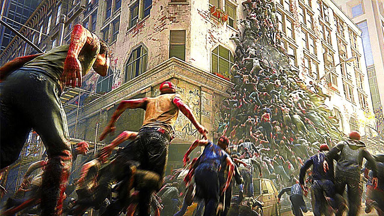 World War Z Trailer 2018 Zombie Game Youtube