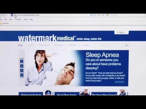 Uploading the ARES home sleep test study