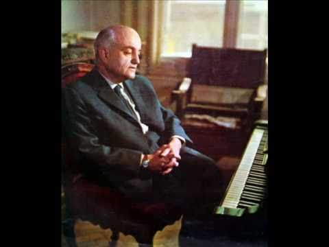 Pál Kadosa, 1962: Hommage A Bartok, Op. 38/b - Performed By The Composer -  YouTube