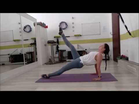 Pilates for strong core