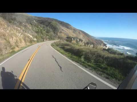 Cali 2016 - Big Sur - PCH Ride