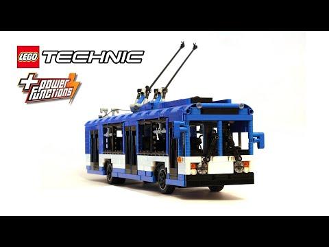 LEGO Technic Trolleybus