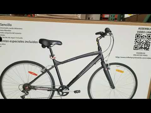 Anyone Know Anything About Infinity Boss Three Hybrid Bikes