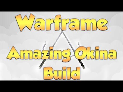 Warframe - Zero Forma Okina Build!