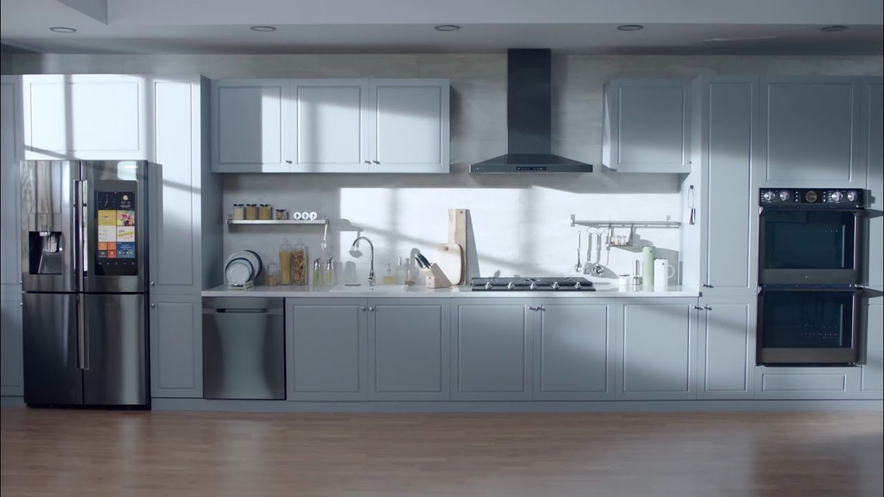 Samsung Built-In Kitchen Appliances at RC Willey - YouTube