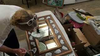 To Paint: A Mirror with Oysters