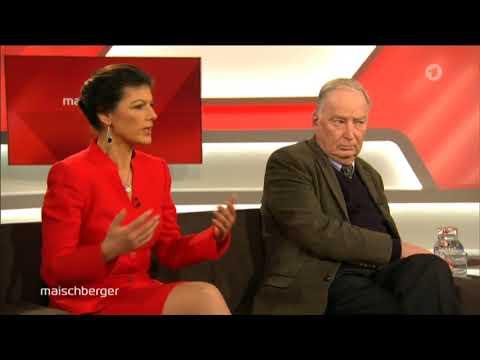 Maischberger 31.01.18: Der GroKo-Poker: Letzte Chance für Merkel & Co.?