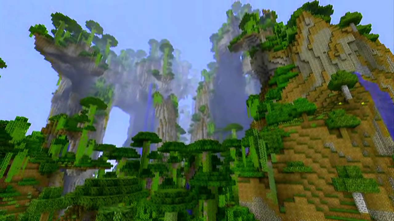 Minecraft - 360/One - Download - Amplified PC Terrain - Survival V1