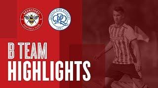 18/19 Highlights: Brentford B 3-2 QPR U23s