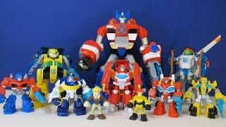 Роботы пожарные. Transformers Rescue Bots: Hero. Игра