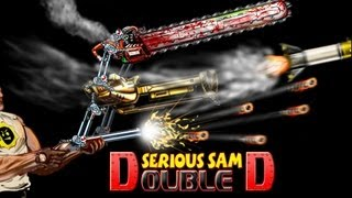 Serious Sam Double D - PC Gameplay
