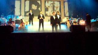 Adoro - Nessaja in Bielefeld (Seidenstickerhalle) 12.02.2011