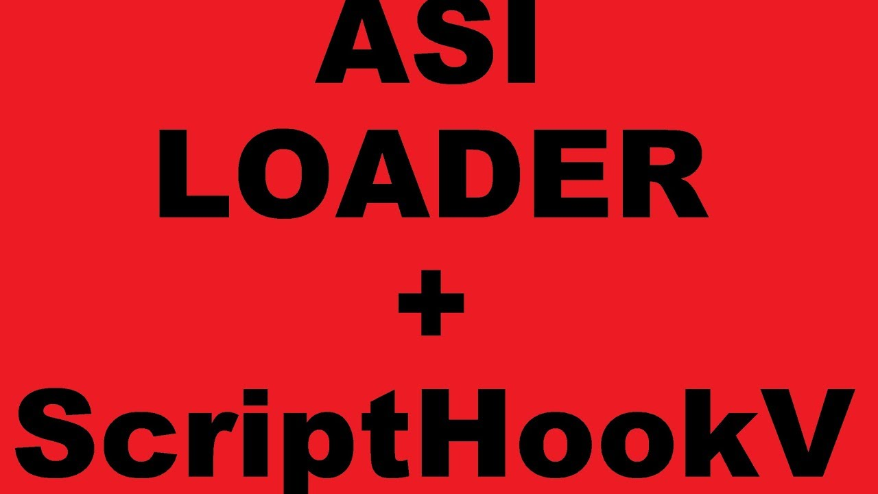 How To Install ASI Loader and ScripthookV in GTA V
