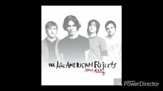 The All American rejects Move along HQ (Audio only)