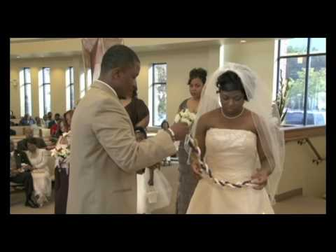 A three-stranded cord is not quickly broken, Henry & Alecia's wedding.