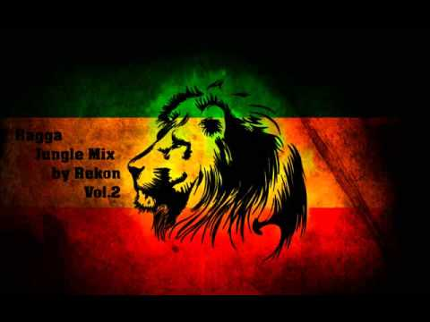 Ragga Jungle Mix by Rekon Vol. 2
