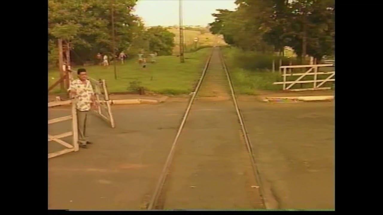 Estação Ferroviária de Santa Bárbara d'Oeste - Início da década de 1990