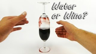 How to Turn Water into Wine - Science Trick