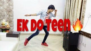 Ek DO TEEN | Dance video | Baaghi 2 | Akshay Suri