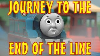 TOMICA Thomas & Friends: Journey to the End of the Line