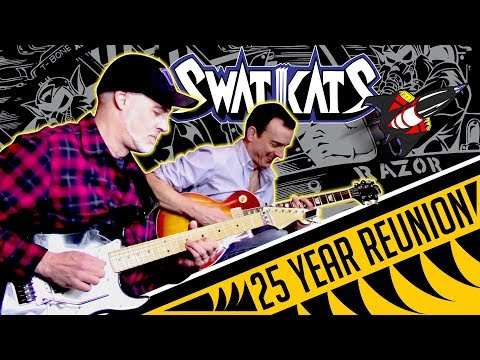 SWAT Kats 25 Year Music Reunion