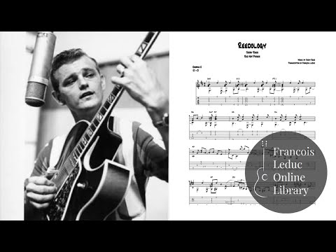 Reedology - Jerry Reed (Transcription)
