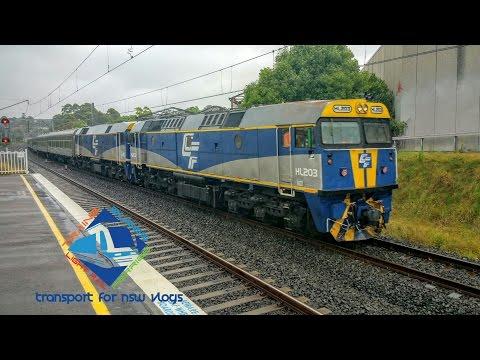 Transport for NSW Vlog No.810 Turrella