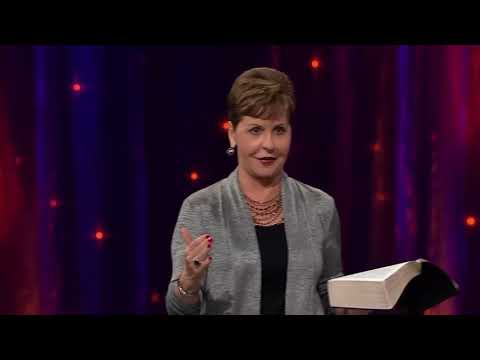 Joyce Meyer 2019 - It's Time To Invest In Yourself - Part 1