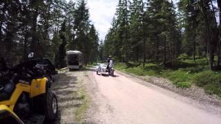 Sonnwend-Gleichmaßigkeits-Bergrennen auf dem Kulmberg / OLDTIMER CLUB - Ramsau - Motorrad HD HD