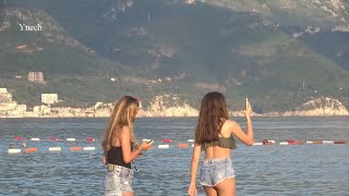 Beach Montenegro Bechichi