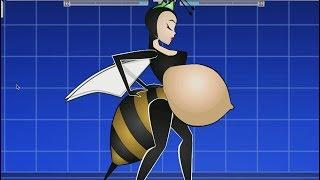 Bee Girl Vore (Mugen Vore)