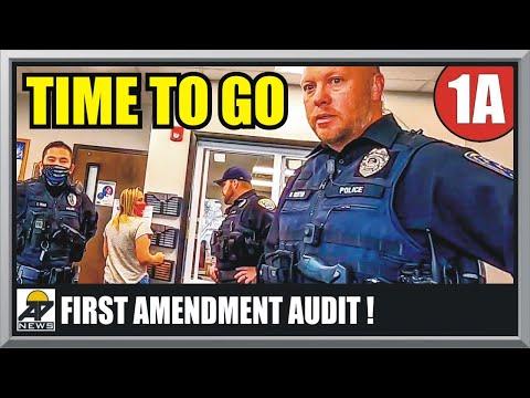 HEALTH DEPT KARENS DIAL 911 - S Sioux City, Nebraska - First Amendment Audit - Amagansett Press