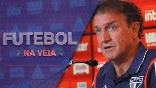 Cuca, técnico do São Paulo, fala com EXCLUSIVIDADE aos canais ESPN   Futebol na Veia