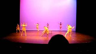 Lyrical Group Dance,