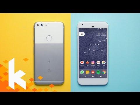 Das iPhone von Google? Pixel (XL) Review!