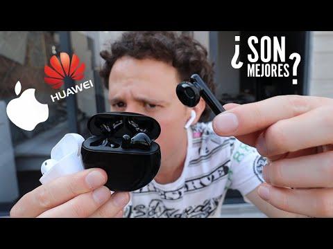 Los audífonos Huawei