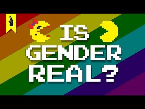 Is Gender REAL? –8-Bit Philosophy