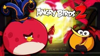 ВЕЗУЧИЕ ЗЛЫЕ ПТИЧКИ и ЛЕНИВЫЙ НЕВЕЗУЧИЙ МОБИК! Мульт игра про СЕРДИТЫХ ПТИЦ Angry Birds 2