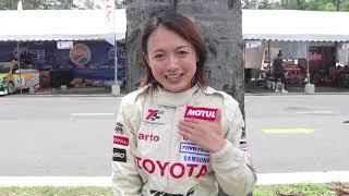 第11回バンセングランプリで伊藤リナ選手とインタビューです。Japanese ...