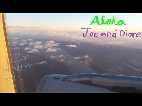 Aloha Joe and Diane