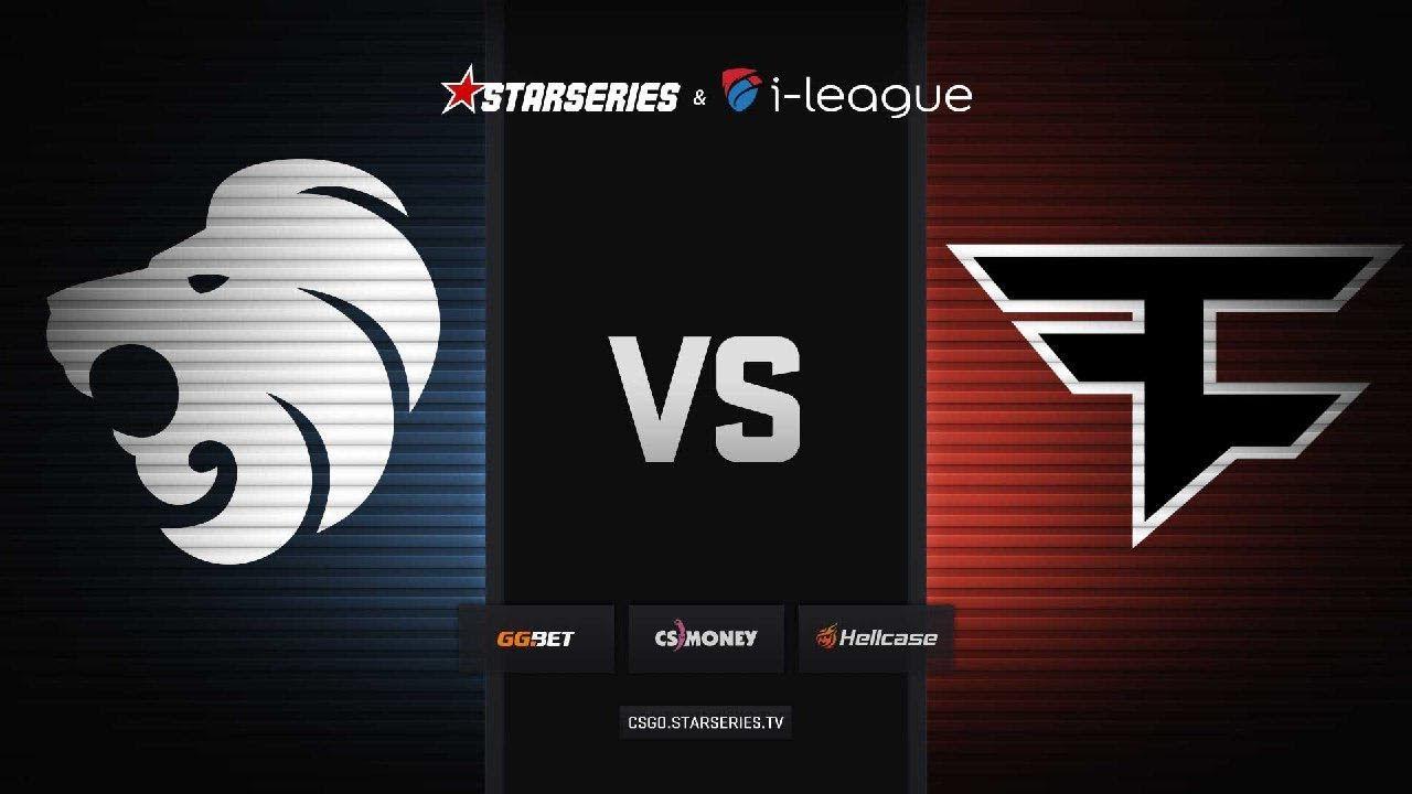 [RU] North vs FaZe | Map 1 – Train | StarSeries i-League Season 7