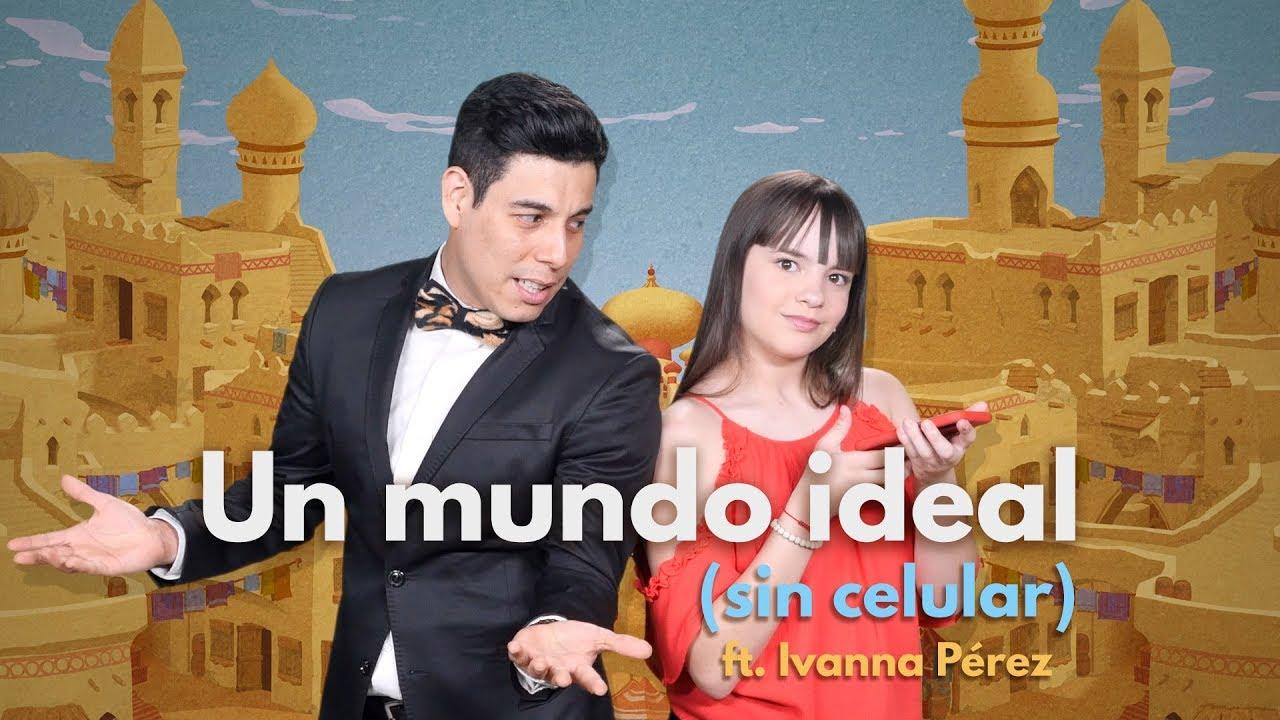 A Sud-amèrica es diu cel·lular al telèfon mòbil i resulta que la nostra seguidora Nadia, ens envia un divertit vídeo des de Panamà per recordar que no hauríem d'estar tan enganxats a aquest aparell. Són els tres tristos tigres, un xou de comèdia musical que consisteix en: rutines, paròdies, monòlegs, acudits i cançons còmiques i inèdites, amb la participació de Ivanna Pérez, Actriu, Iinfluencer, Youtuber, cantant, ballarina, Muser amb més de 2 milions de seguidors a les seves xarxes socials amb tan sols 14 anys d'edad..¡Tela marinera !.