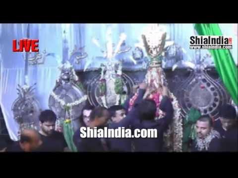 (Part1) 9th Muharram Bibi Ka Alawa Matam 1438-2016
