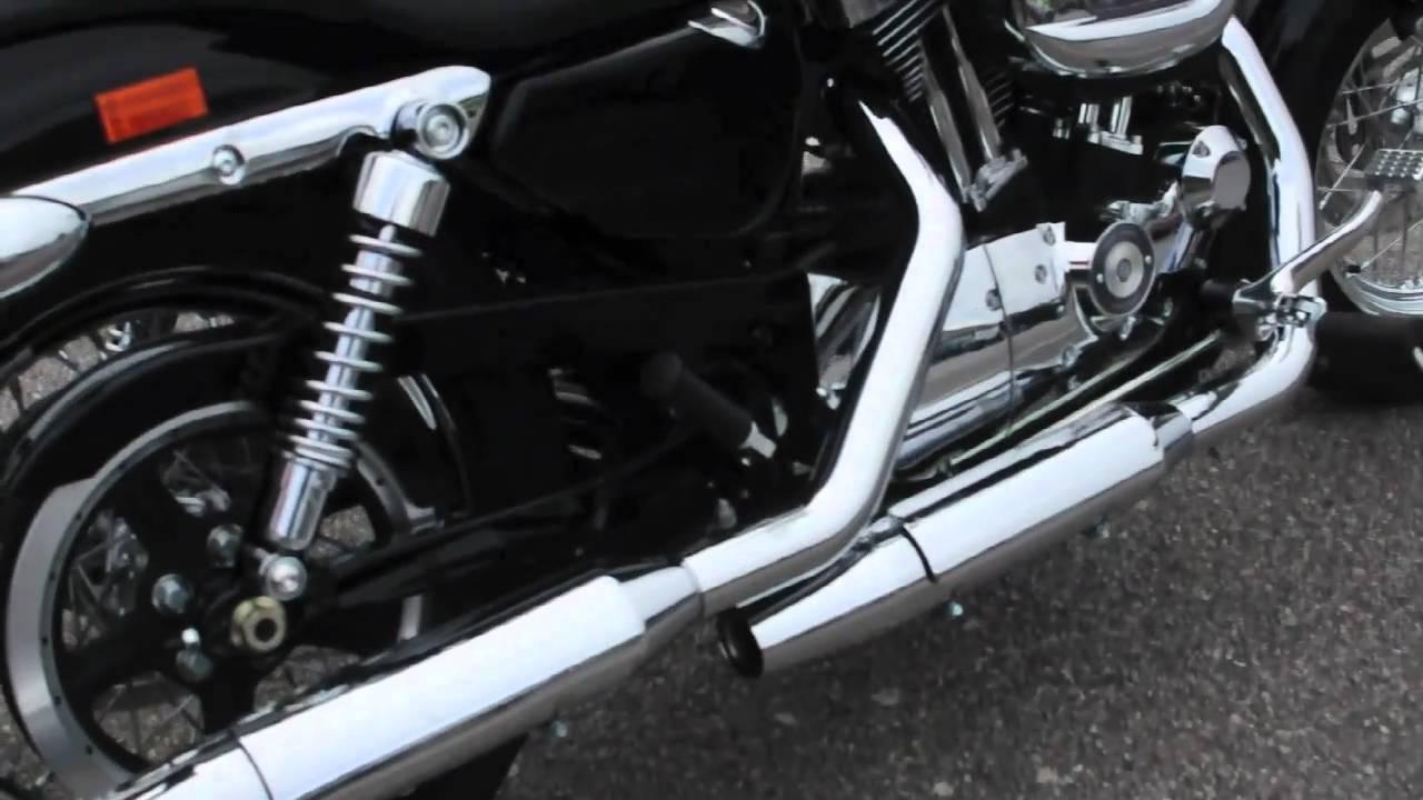 2011 Harley Davidson Xl1200c Ride Impressions And Walk