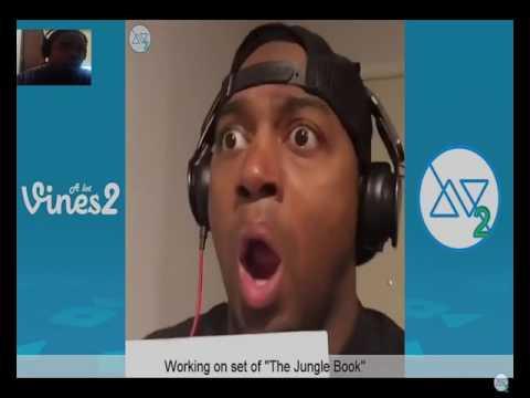 reaction video- Marlon Webb Vines