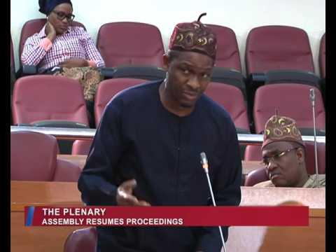 Lagos Parliament | Lawmakers debate suspension of fourth Mainland Bridge