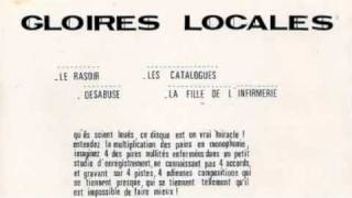 Les Gloires Locales-Le Rasoir