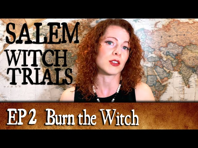 Villains and Virgins 2 : Salem Witch Trials- Burn the Witch!
